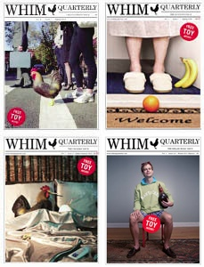 Whim Quarterly Four-Issue Subscription