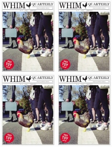 Whim Quarterly 4 Issue Subscription