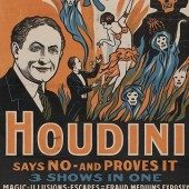 Houdini's Secret Diaries