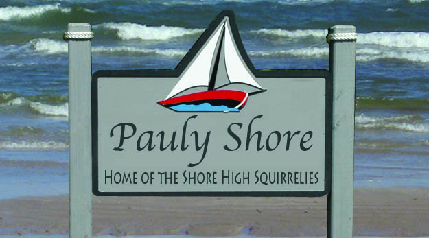 Pauly Shore - Home of the Shore High Squirrelies