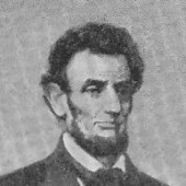 Abraham Lincoln (As seen in Bill & Ted's Excellent Adventure)