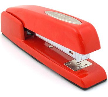 """Excuse me, I believe you have my stapler."""