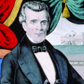 James Polk, president and perhaps the inventor of polka?