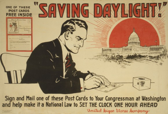 Propaganda from a 1920's campaign to reduce America's national sunlight deficit.