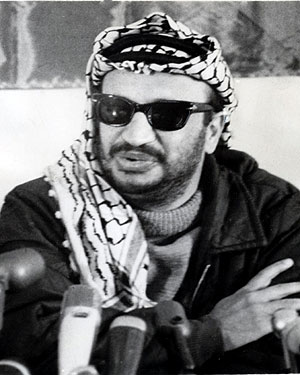 Yasser - What is a Keffiyeh ?  - Question and Answer